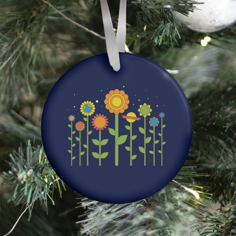 Plant Planets Ornament
