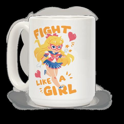 Fight Like A Girl: Sailor Venus