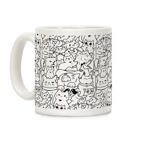 CATS CATS CATS! Coffee Mug
