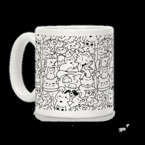 CATS CATS CATS! Coffee Mug