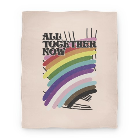 All Together Now Blanket