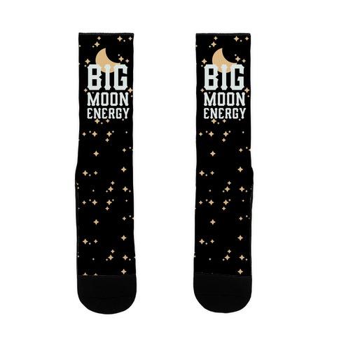 Big Moon Energy Sock