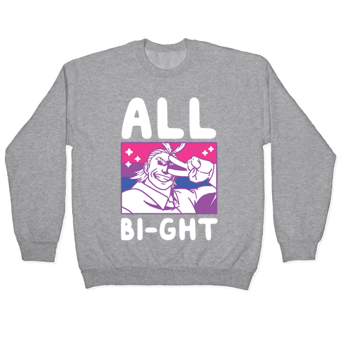 All Bi-ght Pullover
