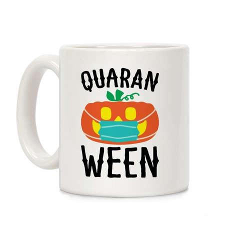 Quaran-Ween Coffee Mug