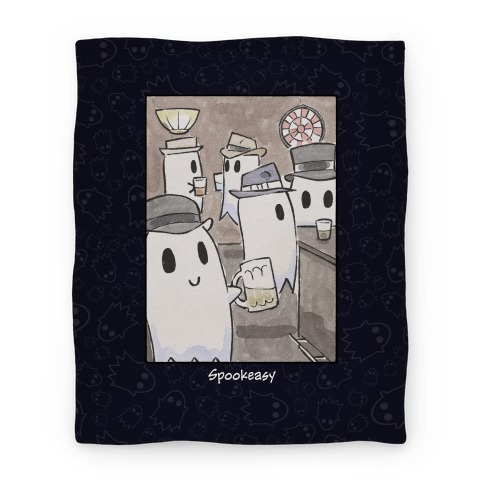 Spookeasy Blanket