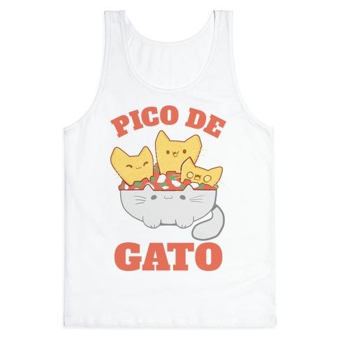 Pico De Gato Tank Top