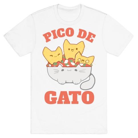 Pico De Gato Mens T-Shirt