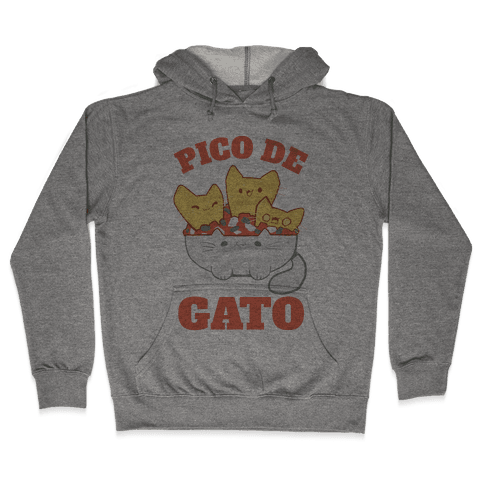 Pico De Gato Hooded Sweatshirt