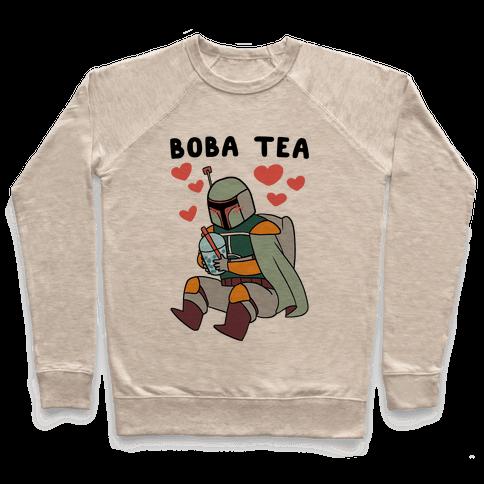 Boba Fett Tea Pullover