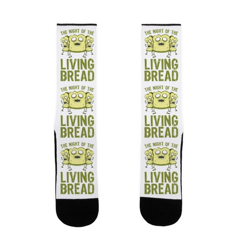 The Night Of The Living Bread Sock