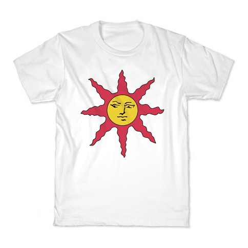 Solaire of Astora Cosplay Kids T-Shirt