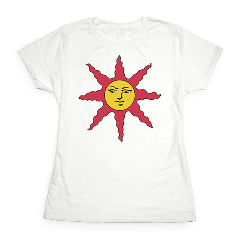 Solaire of Astora Cosplay Womens T-Shirt