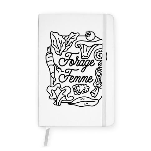 Forage Femme Notebook