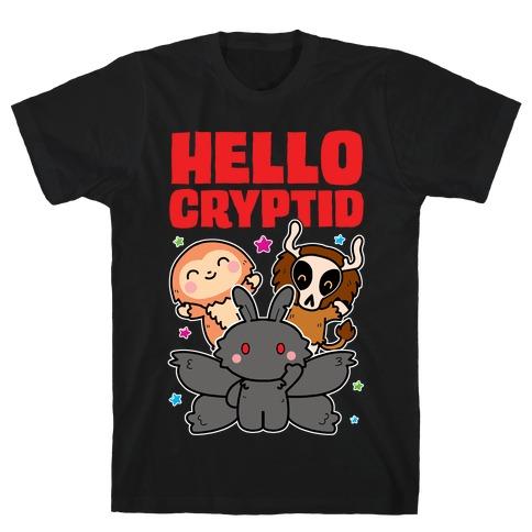 Hello Cryptid T-Shirt