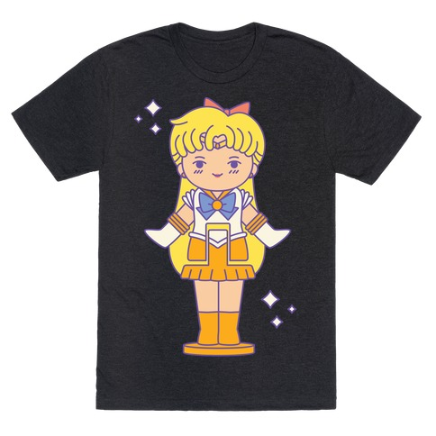 Sailor Venus Pocket Parody T-Shirt