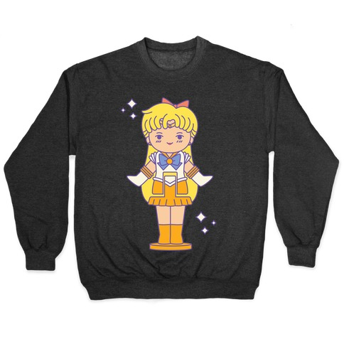 Sailor Venus Pocket Parody Pullover