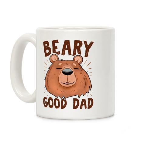 Beary Good Dad Coffee Mug