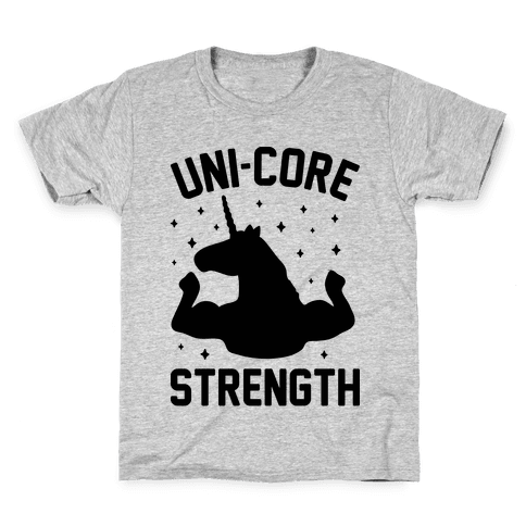 Uni-Core Strength Kids T-Shirt