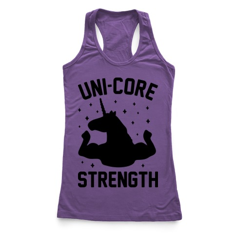 Uni-Core Strength Racerback Tank Top