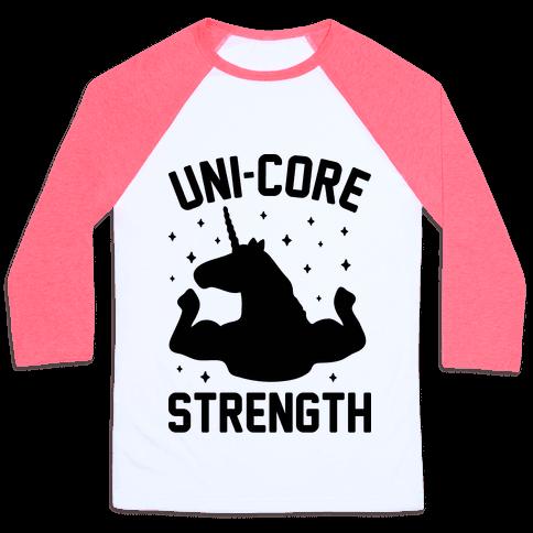 Uni-Core Strength Baseball Tee