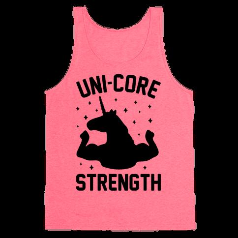 Uni-Core Strength Tank Top