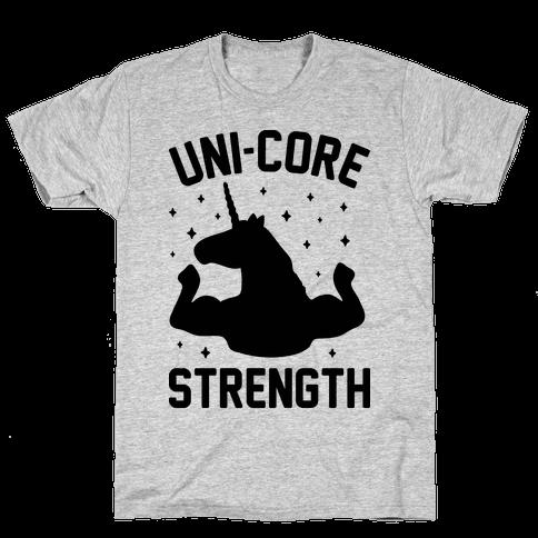 Uni-Core Strength Mens T-Shirt