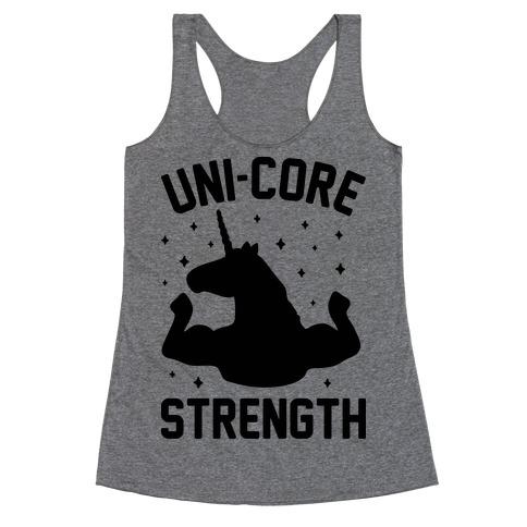 Uni-Core Strength Racerback Tank Top
