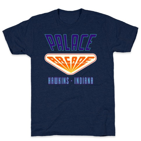 Palace Arcade  T-Shirt