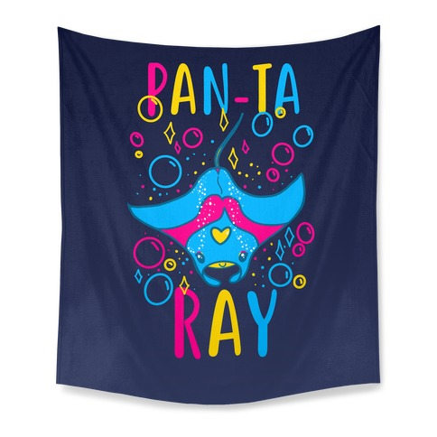 Pan-ta Ray Tapestry