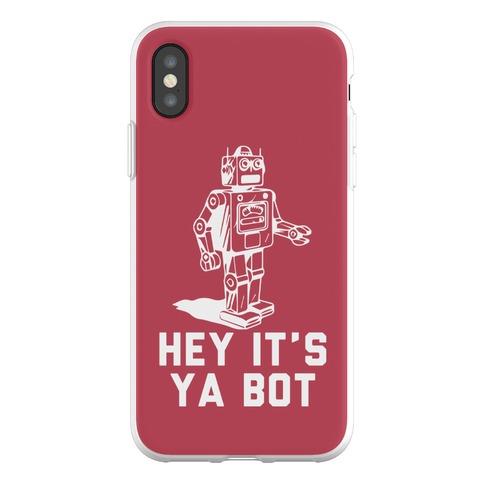 Hey It's Ya Bot Phone Flexi-Case