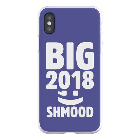 Big 2018 Shmood Phone Flexi-Case