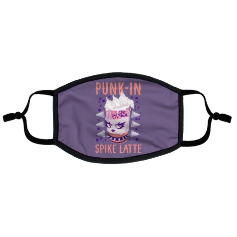 Punk-In Spike Latte Flat Face Mask