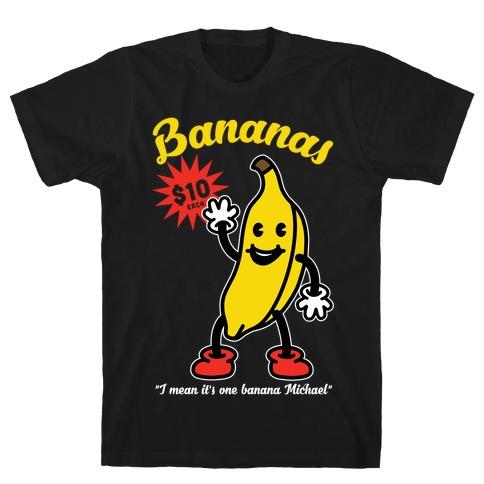 10 Dollar Banana T-Shirt