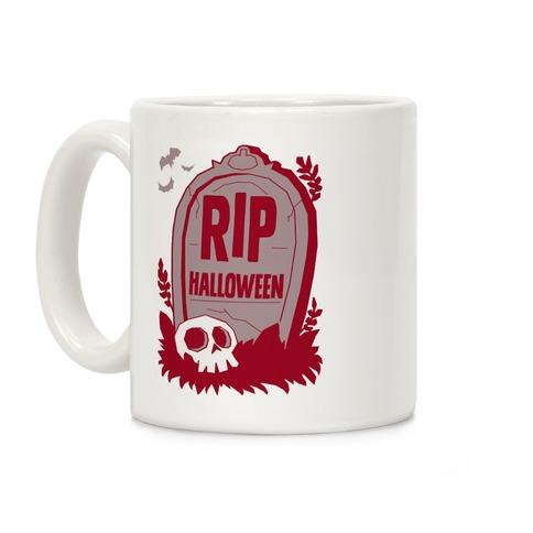 RIP Halloween Coffee Mug