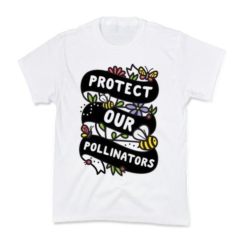Protect Our Pollinators Kids T-Shirt