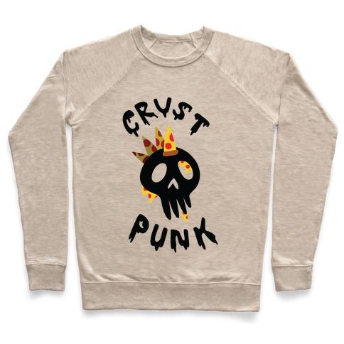 Crust Punk Pullover