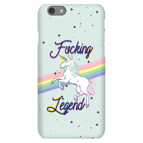 F***ing Legend (Unicorn) Phone Case