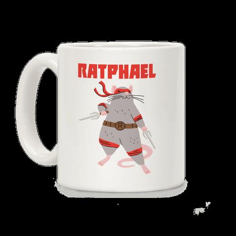Ratphael (Raphael Rat) Coffee Mug