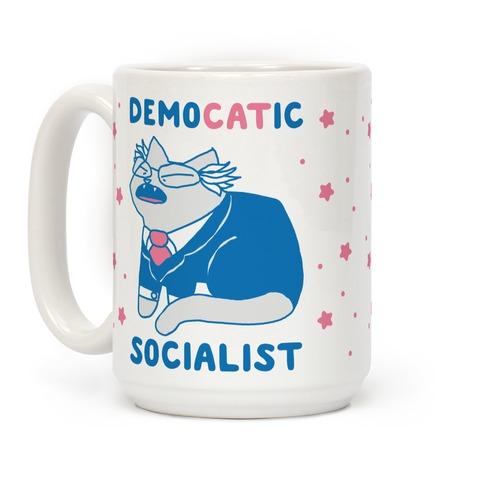 DemoCATic Socialist Coffee Mug