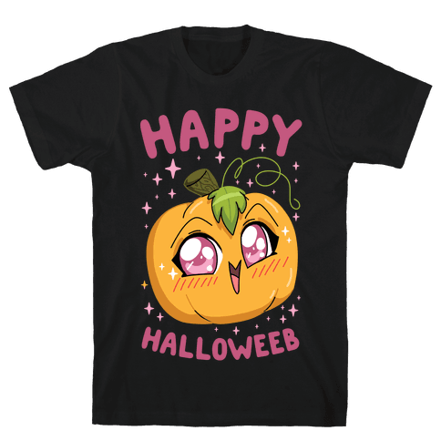 Happy Halloweeb Mens/Unisex T-Shirt