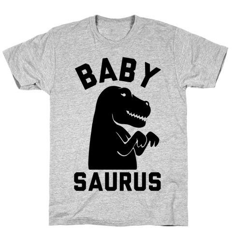 Baby Saurus Girl T-Shirt