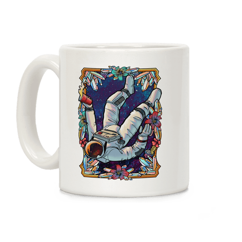 Space Trip Coffee Mug