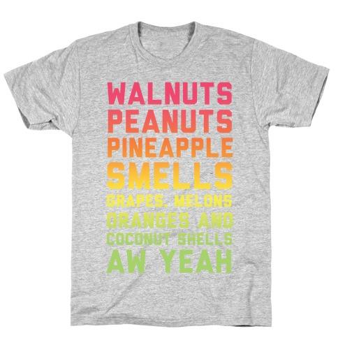 DK Rap Lyrics T-Shirt