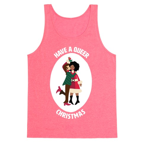 Have a Queer Christmas Tank Top