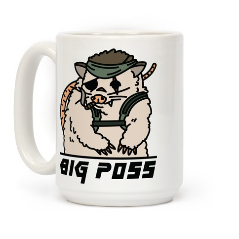 Big Poss Coffee Mug