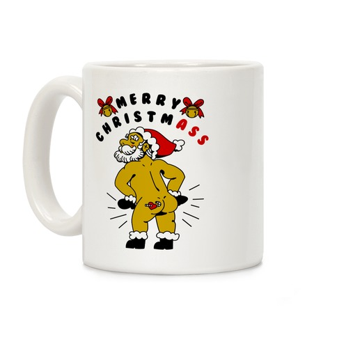 Merry ChristmAss Coffee Mug