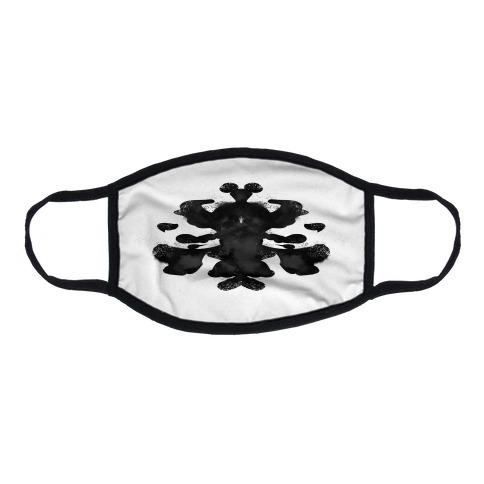 Rorschach Flat Face Mask