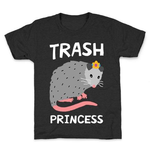 Trash Princess Kids T-Shirt