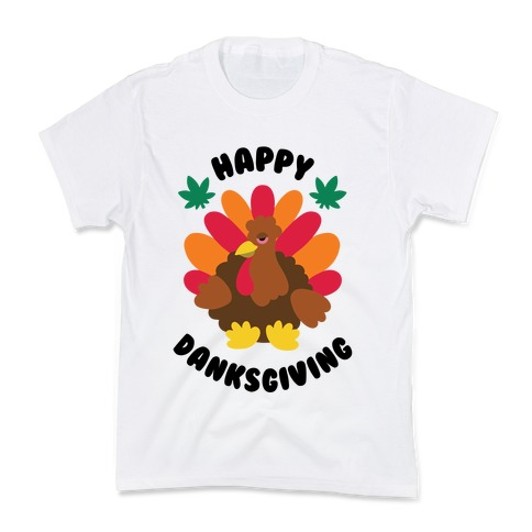 Happy Danksgiving Kids T-Shirt