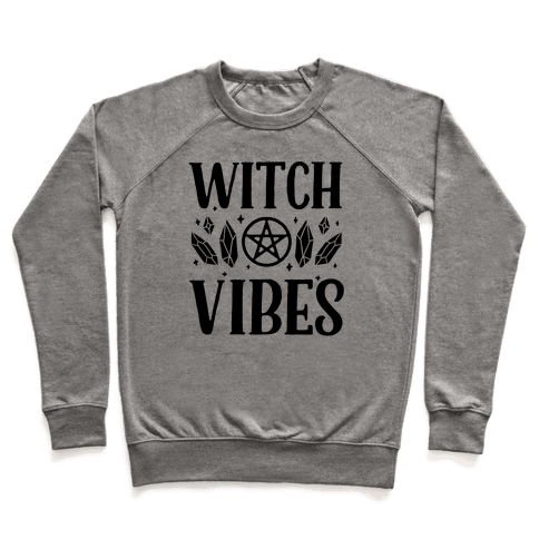 Witch Vibes Pullover
